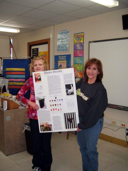 Book report projects for middle school